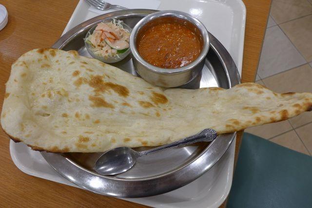 フードコートで本格インド料理 ギタ@茨城県守谷市